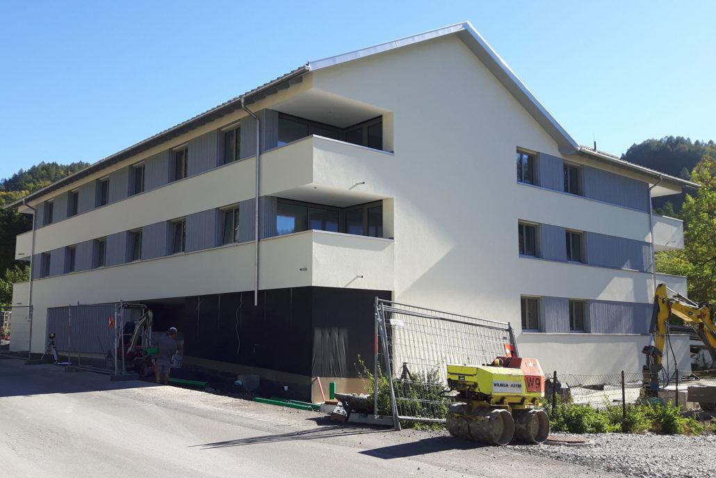 Röthis Badstraße